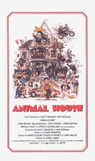 Animal House - Italian Movie Poster (xs thumbnail)