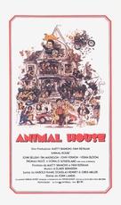 Animal House - Italian Movie Poster (xs thumbnail)