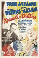 A Damsel in Distress - Movie Poster (xs thumbnail)