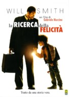 The Pursuit of Happyness - Italian Movie Cover (xs thumbnail)