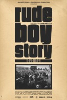 Rude Boy Story - French Movie Poster (xs thumbnail)