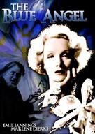 Der blaue Engel - DVD cover (xs thumbnail)