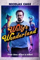 Wally's Wonderland - Movie Cover (xs thumbnail)