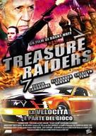 Treasure Raiders - Italian Movie Poster (xs thumbnail)