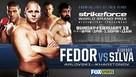 Strikeforce: Fedor vs. Silva - Movie Poster (xs thumbnail)