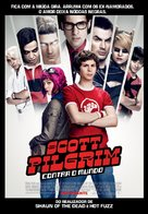 Scott Pilgrim vs. the World - Portuguese Movie Poster (xs thumbnail)