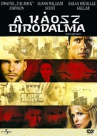 Southland Tales - Hungarian DVD cover (xs thumbnail)