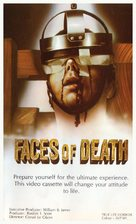 Faces Of Death - VHS cover (xs thumbnail)