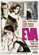 Eva - Italian Movie Poster (xs thumbnail)