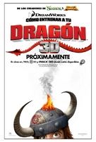 How to Train Your Dragon - Mexican Movie Poster (xs thumbnail)