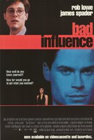 Bad Influence - Movie Poster (xs thumbnail)