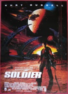 Soldier - Movie Poster (xs thumbnail)