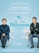 Philomena - French Movie Poster (xs thumbnail)