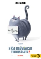The Secret Life of Pets 2 - Hungarian Movie Poster (xs thumbnail)