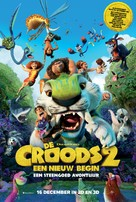 The Croods: A New Age - Dutch Movie Poster (xs thumbnail)