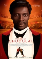 Chocolat - Spanish Movie Poster (xs thumbnail)