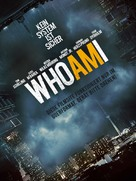 Who Am I - Kein System ist sicher - German Movie Poster (xs thumbnail)