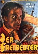 The Master of Ballantrae - German Movie Poster (xs thumbnail)