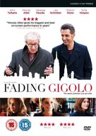 Fading Gigolo - British DVD cover (xs thumbnail)