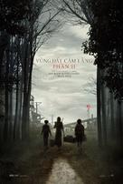A Quiet Place: Part II - Vietnamese Teaser movie poster (xs thumbnail)