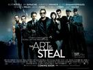 The Art of the Steal - British Movie Poster (xs thumbnail)