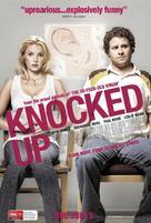 Knocked Up - Australian Movie Poster (xs thumbnail)