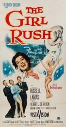 The Girl Rush - Movie Poster (xs thumbnail)