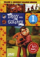"""Davey and Goliath"" - DVD cover (xs thumbnail)"
