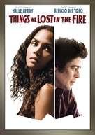 Things We Lost in the Fire - German DVD movie cover (xs thumbnail)