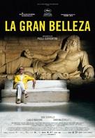 La grande bellezza - Spanish Movie Poster (xs thumbnail)