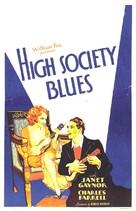 High Society Blues - Movie Poster (xs thumbnail)