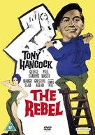 The Rebel - British DVD cover (xs thumbnail)