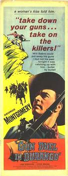 Gun Duel in Durango - Movie Poster (xs thumbnail)