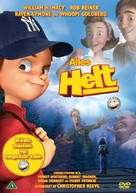 Everyone's Hero - Danish DVD cover (xs thumbnail)