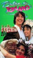 Babes in Toyland - VHS cover (xs thumbnail)