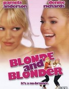 Blonde and Blonder - poster (xs thumbnail)