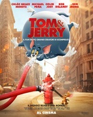 Tom and Jerry - Italian Movie Poster (xs thumbnail)