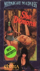 She Demons - VHS movie cover (xs thumbnail)