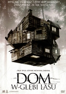 The Cabin in the Woods - Polish DVD movie cover (xs thumbnail)