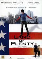 Land of Plenty - Danish Movie Cover (xs thumbnail)