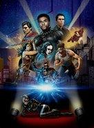Rise of the Superheroes - Key art (xs thumbnail)
