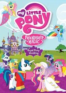 """""""My Little Pony: Friendship Is Magic"""" - DVD movie cover (xs thumbnail)"""