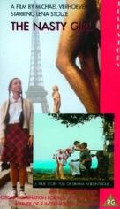 Das schreckliche Mädchen - British Movie Cover (xs thumbnail)