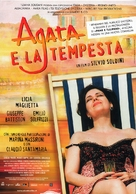 Agata e la tempesta - Swiss Movie Poster (xs thumbnail)
