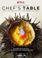 """Chef's Table"" - Movie Poster (xs thumbnail)"