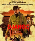 Django Unchained - Blu-Ray movie cover (xs thumbnail)