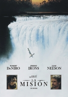 The Mission - Argentinian Movie Poster (xs thumbnail)