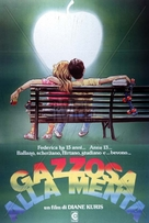 Diabolo menthe - Italian Movie Poster (xs thumbnail)