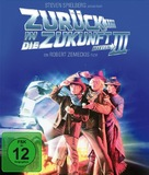 Back to the Future Part III - German Blu-Ray cover (xs thumbnail)