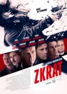Haywire - Slovak Movie Poster (xs thumbnail)